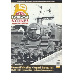 Railway Bylines 2008 August
