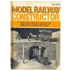 Model Railway Constructor 1969 May