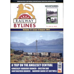 Railway Bylines 2012 August