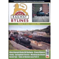 Railway Bylines 2012 January