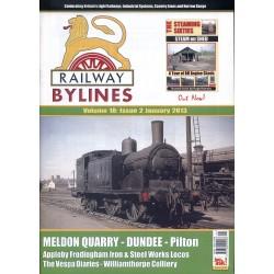 Railway Bylines 2013 January
