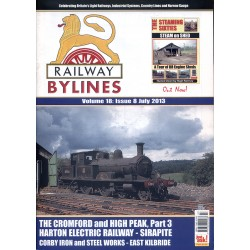 Railway Bylines 2013 July