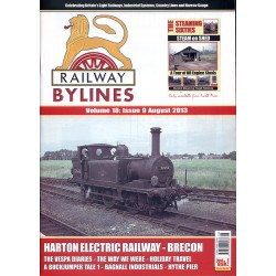 Railway Bylines 2013 August