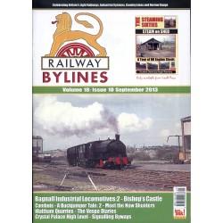 Railway Bylines 2013 September