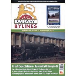 Railway Bylines 2013 November