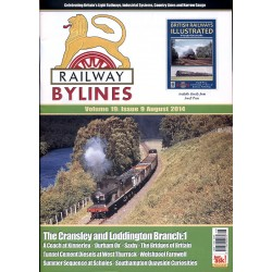 Railway Bylines 2014 August