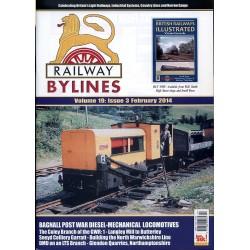 Railway Bylines 2014 February