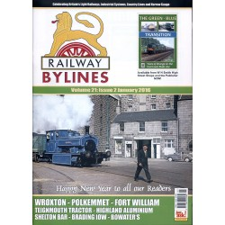 Railway Bylines 2016 January