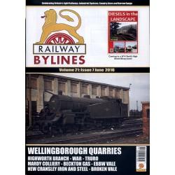 Railway Bylines 2016 June