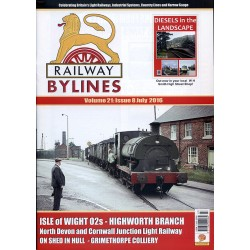 Railway Bylines 2016 July