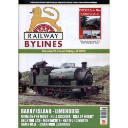 Railway Bylines 2016 August