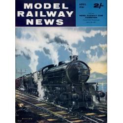 Model Railway News 1961 April