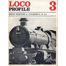 Loco Profile 3 GWR 4-Cyl 4-6-0s