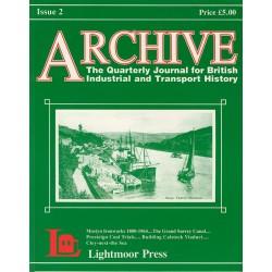 Archive No.2 1994 June