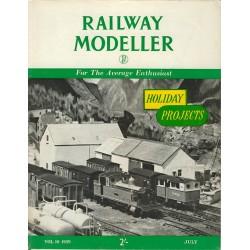Railway Modeller 1959 July