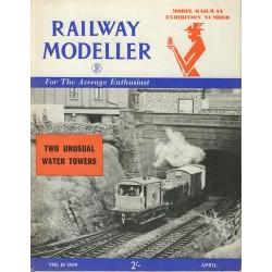 Railway Modeller 1959 April