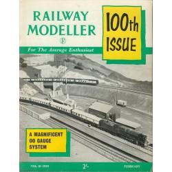 Railway Modeller 1959 February