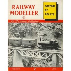 Railway Modeller 1959 June