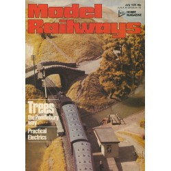 Model Railways 1978 July