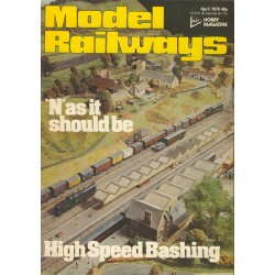 Model Railways 1978 April