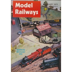 Model Railways 1973 February