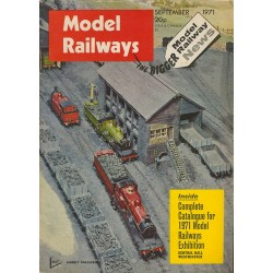 Model Railways 1971 September