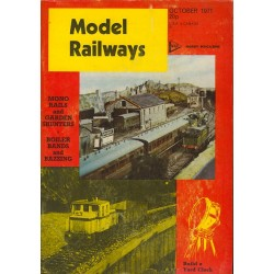 Model Railways 1971 October