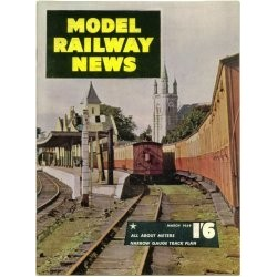 Model Railway News 1959 March