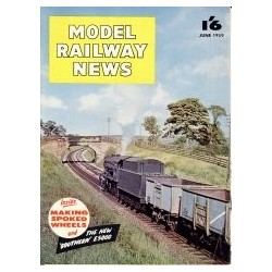 Model Railway News 1959 June