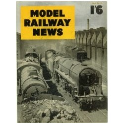 Model Railway News 1959 July