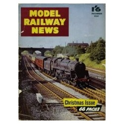Model Railway News 1959 December