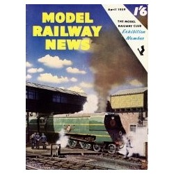 Model Railway News 1959 April