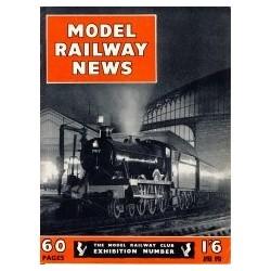 Model Railway News 1958 April