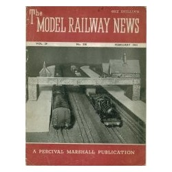 Model Railway News 1953 February