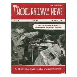 Model Railway News 1953 December