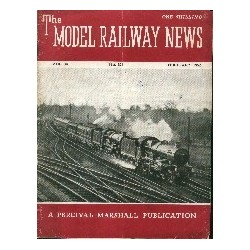 Model Railway News 1952 February