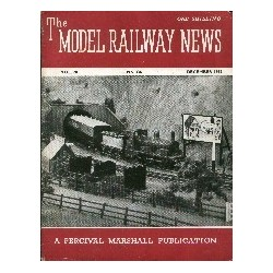 Model Railway News 1952 December