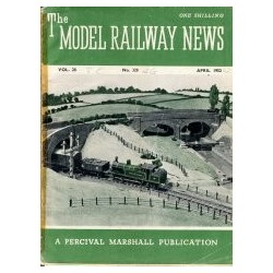 Model Railway News 1952 April