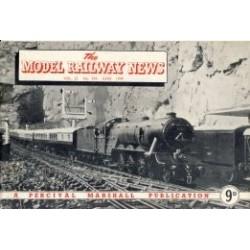 Model Railway News 1949 June