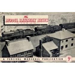 Model Railway News 1948 June