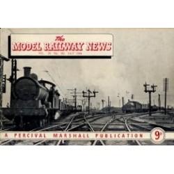 Model Railway News 1948 July