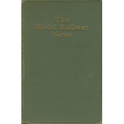 Model Railway News 1942 Bound Volume