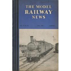 Model Railway News 1939 May