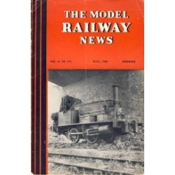 Model Railway News 1939 July