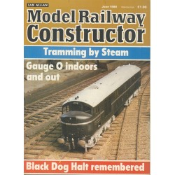 Model Railway Constructor 1986 June