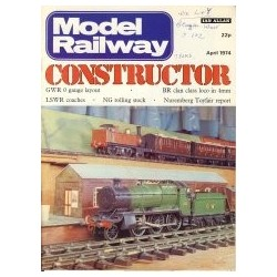 Model Railway Constructor 1974 April