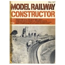 Model Railway Constructor 1971 May