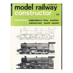 Model Railway Constructor 1964 October