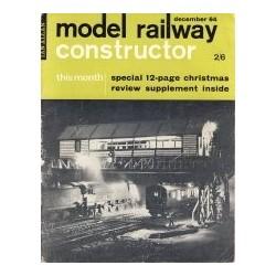 Model Railway Constructor 1964 December