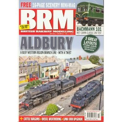 British Railway Modelling 2014 July